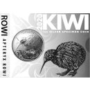 1 Unze KIWI 2020 BU in Blister