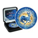 1 Unze Silber Krugerrand 2020 The Lighting ICE Edition in...