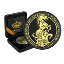 2 OZ  Silber Queens Beasts White Horse of Hanover 2020...